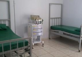 Sala de estabilização clínica